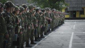 В Приднестровье проходят командно-штабные учения