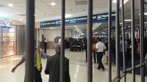 В аэропорту Майами произошла перестрелка
