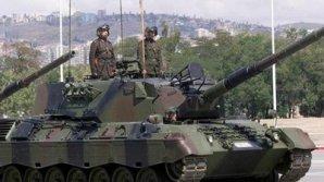 Германия заморозила поставки оружия Турции