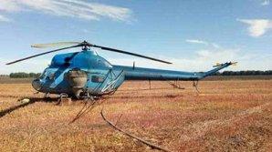 В Винницкой области мужчина погиб под лопастями вертолета
