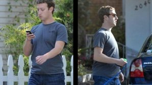 В Сети высмеяли странные джинсы Марка Цукерберга