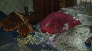 В Виннице грабители пытали до смерти семью пенсионеров, а затем подожгли дом