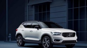 Состоялся дебют самого дешевого кроссовера Volvo