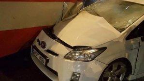 Авария с участием троллейбуса произошла минувшим вечером на Рышкановке