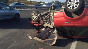 Появились подробности ДТП под Ставченами: водитель выжил чудом