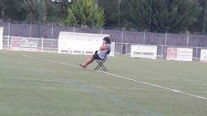 Женщина сорвала матч футбольной лиги Франции из-за залетавших в её сад мячей