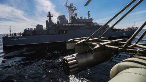 Россия и Китай начали совместные морские учения у границ КНДР
