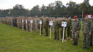 На западе Украины стартовали масштабные военные учения