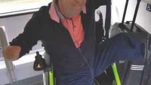 Во Франции у пассажира без рук и ног в поезде потребовали удостоверение инвалида