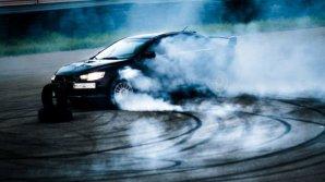 В Кишинёве прошел чемпионат по автослалому