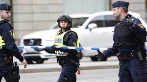Шведский политик заявил об изнасиловании