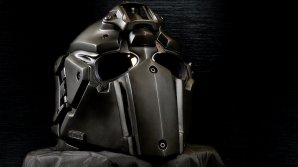 Японские инженеры создали баллистический шлем будущего