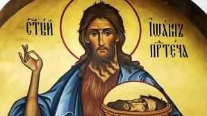 Православные отмечают день Усекновения главы пророка Иоанна Крестителя