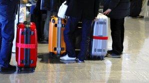 Мужчина попытался вывезти из Турции в чемодане россиянку: видео