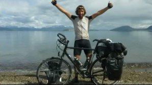 Марк Бомон преодолел 29 000 км за 78 дней