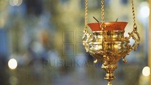 В Мэгдэчештах освятили капеллу, которую совместными усилиями построили  жители и мэрия
