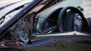 В Оргеевском районе машина съехала в кювет, водитель получил тяжелые травмы