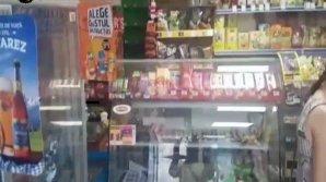 В одном из столичных магазинов нашли просроченные продукты и неучтенные товары