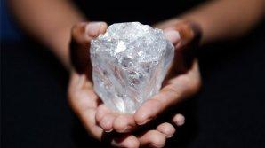 Крупнейший в мире алмаз продали за $53 млн