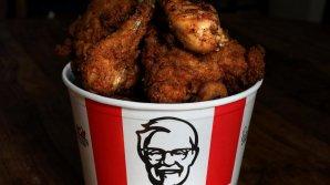 В США афроамериканец ограбил банк и сразу же отправился в KFC