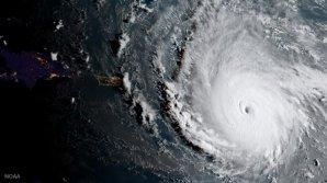"""К островам в Карибском море приближается ураган """"Мария"""""""