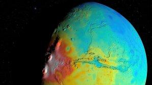 Кора Марса оказалась аномально пористой