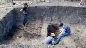 В селе Костешты обнаружили пять захоронений XIV века
