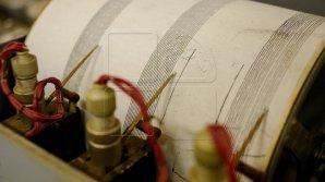 Во Вранче вновь произошло землетрясение магнитудой 4.3 балла