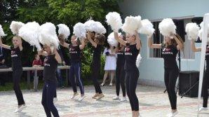 В столице в шестой раз прошёл Фестиваль танца под открытым небом