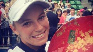 Каролин Возняцки выиграла турнир WTA в Токио