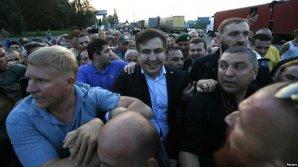 Саакашвили грозит до 5 лет тюрьмы за незаконное пересечение украинской границы