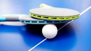 Сборная Румынии - чемпион Европы по настольному теннису