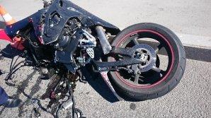 19-летний мотоциклист погиб после столкновения с грузовиком возле КПП Джурджулешть-Галаць