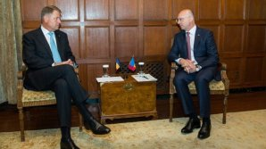 Президент Румынии пообещал выделить Молдове третий транш кредита