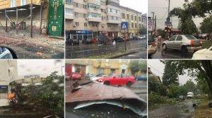 Мощная гроза обрушилась на Румынию: четыре человека погибли и 23 пострадали