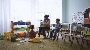 В детском саду села Вертюжаны Флорештского района открылась группа на 25 малышей