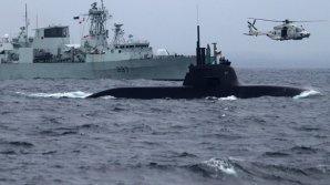 Турция и её партнеры по НАТО проводят военные учения в Средиземном море на юго-западе Турции