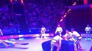 Гимнаст из КНДР скончался в московском цирке после шести сальто-мортале: видео