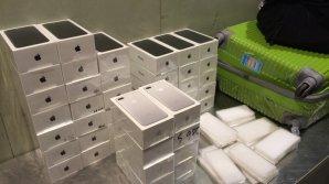 """В аэропорту """"Борисполь"""" изъяли первые контрабандные iPhone 8"""