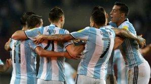 Сборная Аргентины рискует не попасть на ЧМ-2018