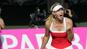 Шарапова вышла в 1/8 финала US Open