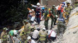 Жертвами землетрясения в Мексике стали 25 детей, ещё 30 человек числятся пропавшими без вести