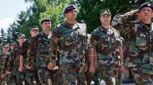 Молдавские военные будут участвовать в учениях Rapid Trident в Украине