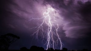 Мужчина погиб от удара молнии в Румынии