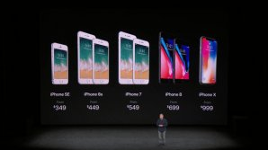 Apple выпустил iPhone 8, iPhone 8 Plus и iPhone 10