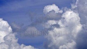 11 сентября в Молдове ожидается переменная облачность, без существенных осадков
