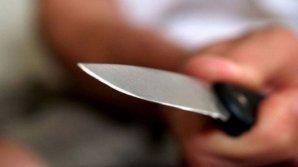 На Буюканах мужчина попытался ограбить магазин, угрожая продавщице битой и кухонным ножом