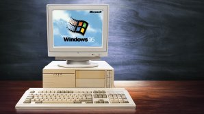 Придуман работающий на Windows 95 смартфон