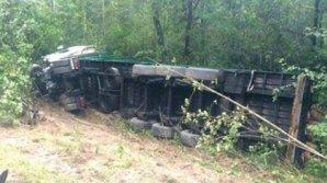 Пять политологов погибли в ДТП с грузовиком на Украине: фото