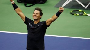 Надаль обыграл Андерсона в финале US Open